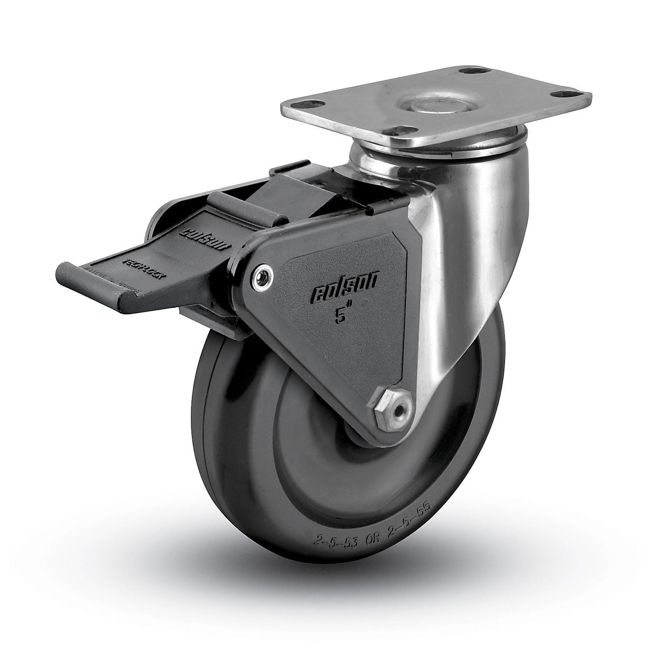 Stainless Top Plate Casters Archives Douglas Equipment
