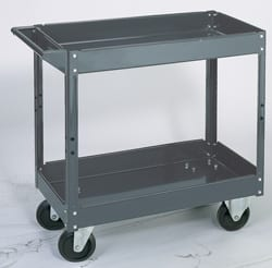 Trays and Drawers for Steel Service Carts