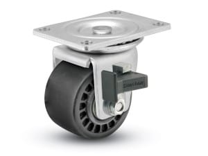 Heavy Duty Top Plate Swivel Casters for Sale